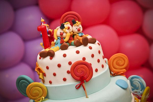 Aniversário Berta