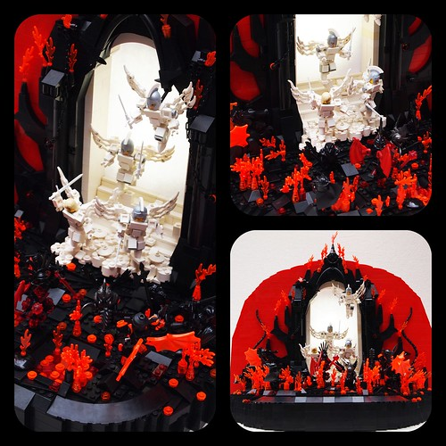 Detail shots collage