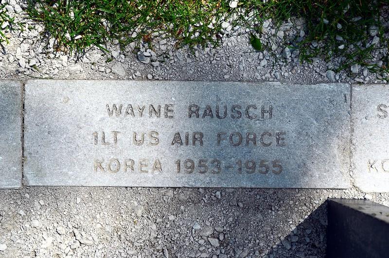 Rausch, Wayne
