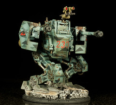 Dust Tactics: Axis Medium Walker - Luther