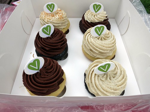 Prairie Girl Bakery - Vegan Cupcakes - Assorted