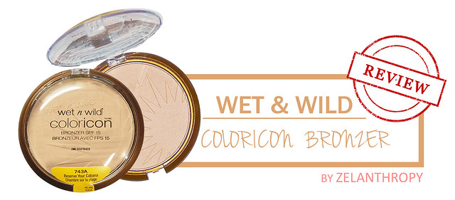wet and wild color icon bronzer, wet and wild color icon, wet and wild color icon bronzer review, bronzer, highlighter, best highlighter, favorite highlighter, affordable highlighter, the vanity zone, wet and wild, pinay beauty blogger, beauty blog, filipina beauty blogger, review, highlighter review