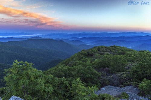 sunrise landscape landscapes nikon northcarolina craggy fullframe nikkor blueridgemountains blueridgeparkway pinnacle d800 craggypinnacle nikond800