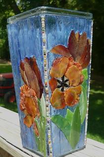 tulip vase WIP