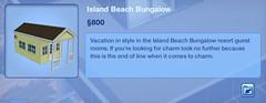 Island Beach Bungalow