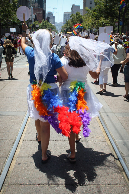 Pride2013-brides