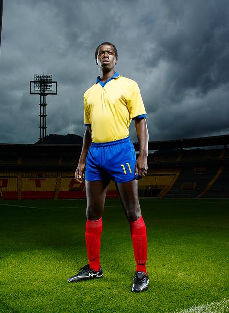 La gloria del fútbol colombiano con La selección