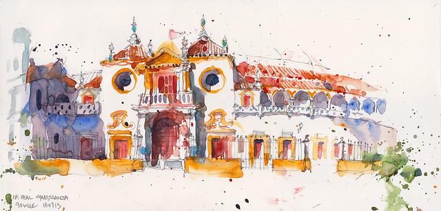La Real Maestranza - Seville