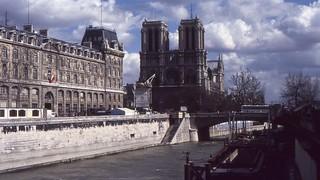 Paris, Kathedrale Notre-Dame de