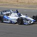 Sebastian Saavedra heads up the hill during practice at Sonoma