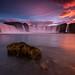 [ … Goðafoss ] by Raymó