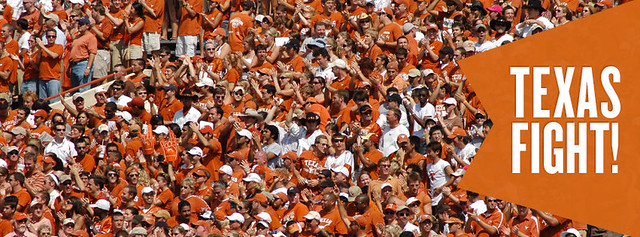 UT Austin Texas Fight Facebook Cover Photo