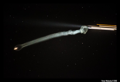 LADEE second stage