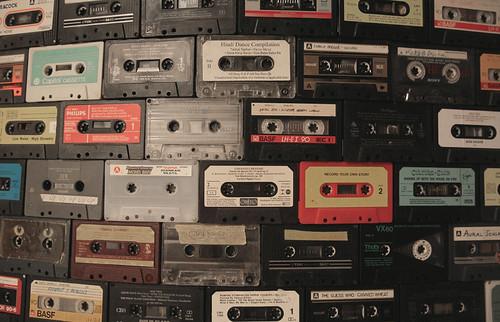 Cassette Wall