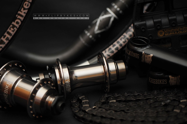 KHE Bikes BMX Components (Germany)