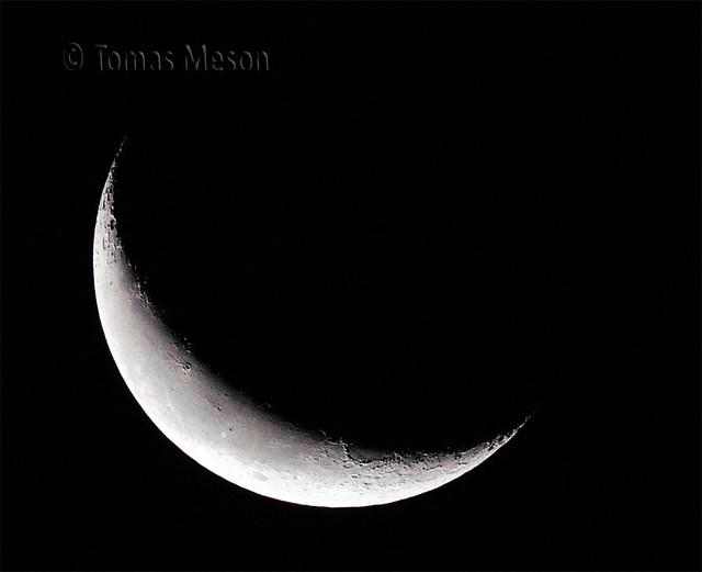 La luna en cuarto menguante en la noche del 31 de agosto for Cuarto menguante de la luna