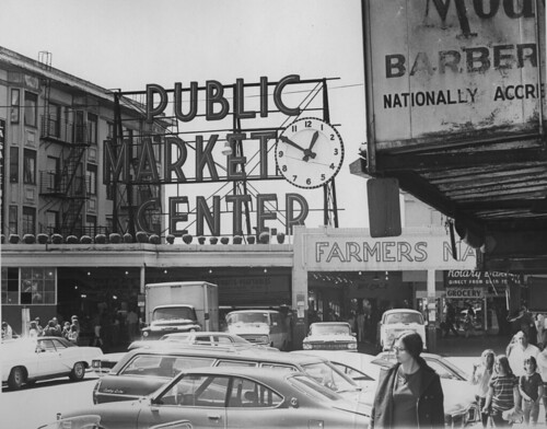 Pike Place Market, 1973