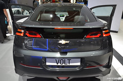 chevrolet, automobile, automotive exterior, executive car, vehicle, automotive design, auto show, electric car, bumper, chevrolet volt, sedan, land vehicle, luxury vehicle,
