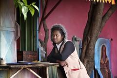 Waitress, Ethiopia