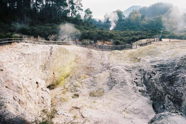 Wai-O-Tapu Geothermal Park 4