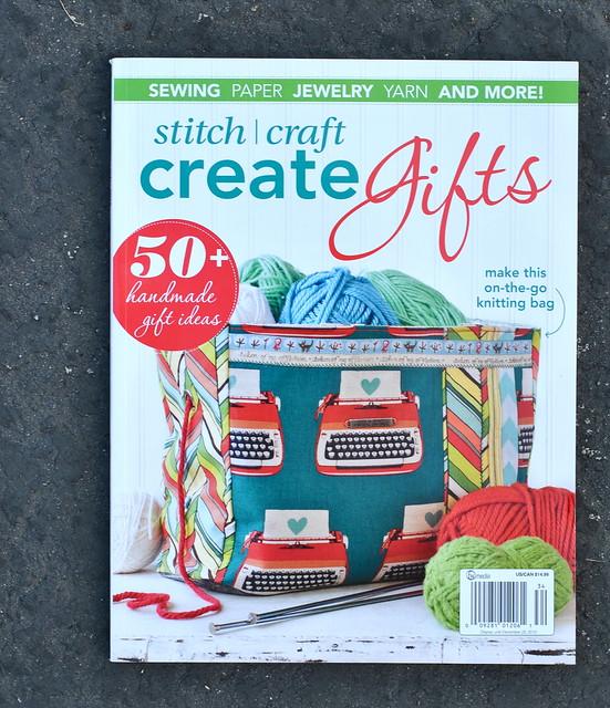 Stitch Craft Create Gifts 2013
