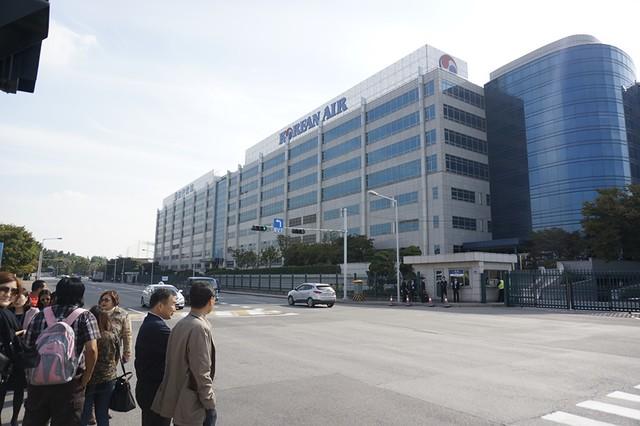 Korean Air Building - Korea - Aviation Facility Tour - asian on air blogger-001