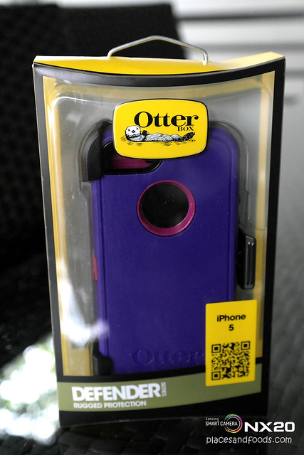 otterbox defender iphone5 box front