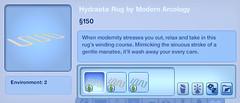 Hydraeta Rug by Modern Arcology
