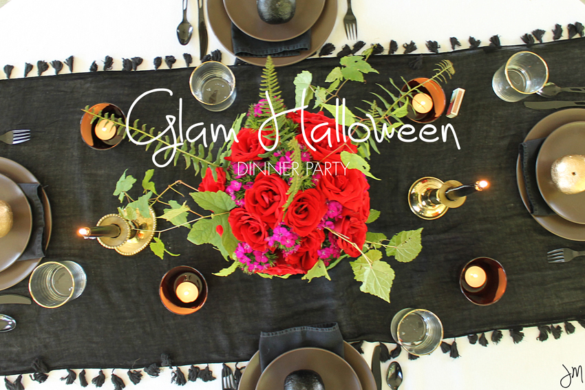 Julip Made Glam Halloween Dinner party1
