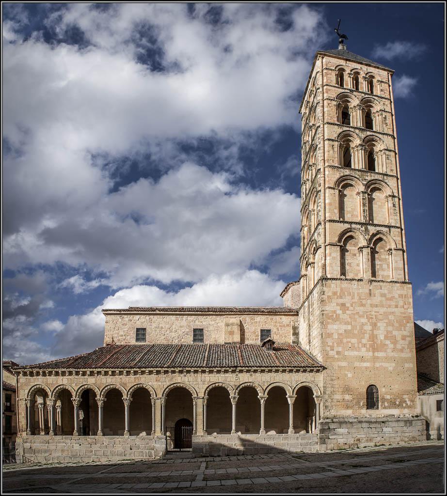 Iglesia de San Esteban - Segovia