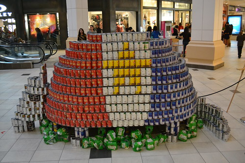 vote for the best canstruction of 2013 central texas