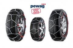 pewag - sněhové řetězy, které vám budou závidět!
