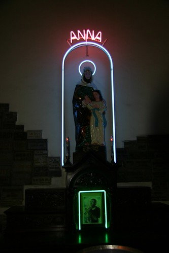 Inside Notre Dame Cathedral, Saigon (Ho Chi Minh City), Vietnam