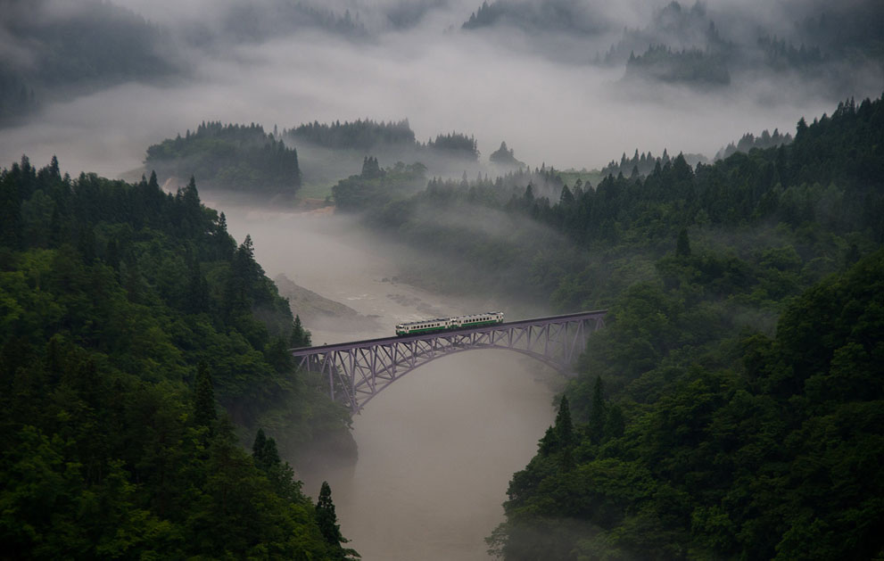 Japan - Source : Teruo Araya / National Geographic pictures contest