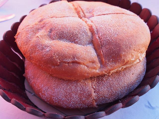 今日午餐-麵包