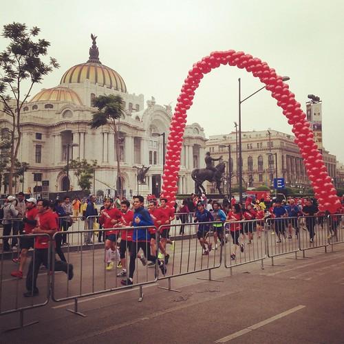 We Run México DF 2013 instagram