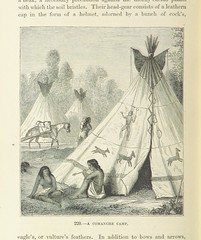 """British Library digitised image from page 520 of """"The Human Race, ... illustrated by ... engravings on wood, and ... chromolithographs"""""""