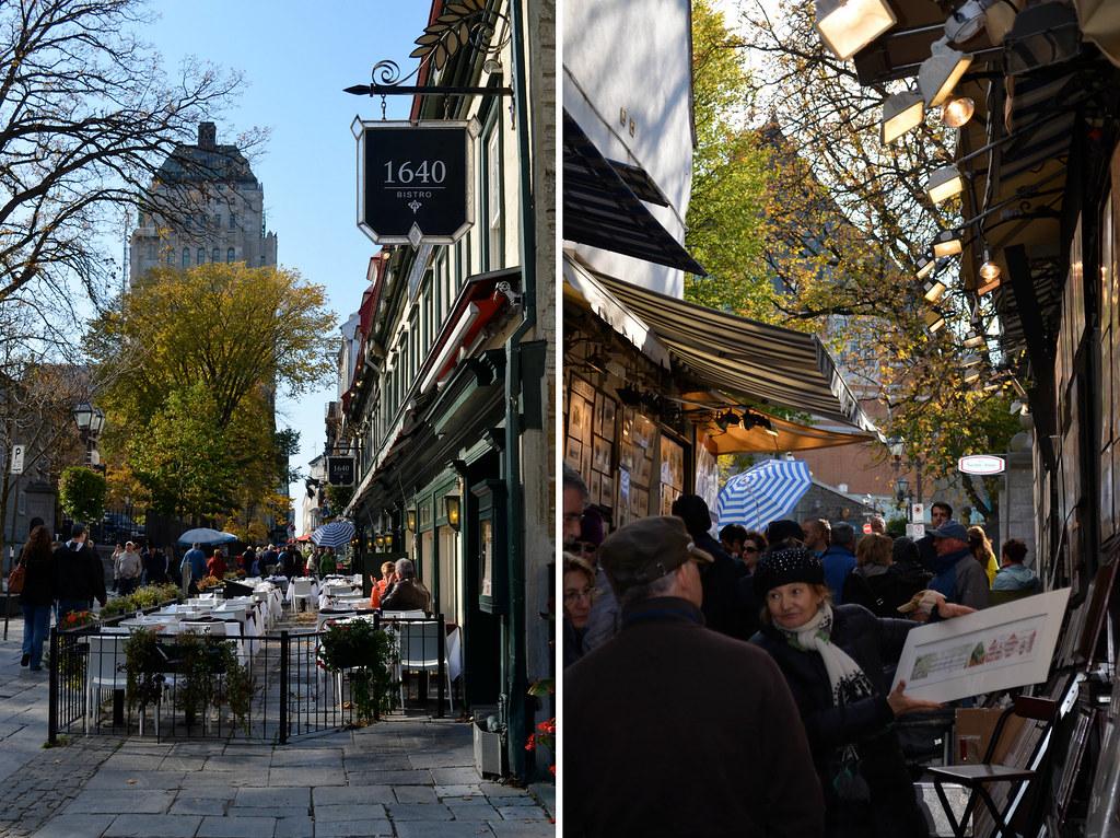 Streets of Québec