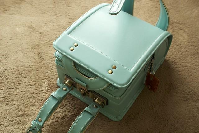 土屋鞄のランドセル2014レビュー08