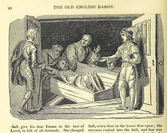 "British Library digitised image from page 62 of ""The Old English Baron [With a memoir of the author by Sir Walter Scott.]"""