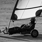 Wind Sailing Buggy Newgale