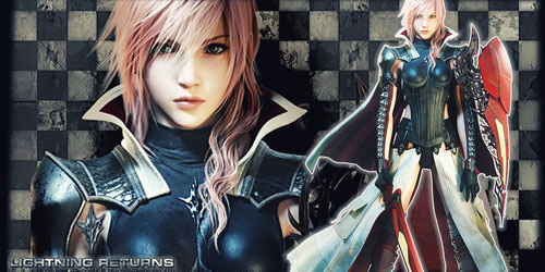 Lightning Returns: Final Fantasy 13 trailer reveals Collector's Edition