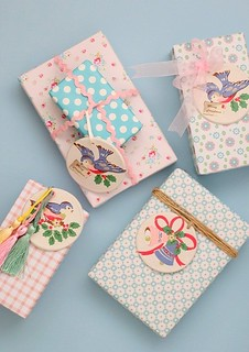 Gift Tag idea for Merry Makings Magazine