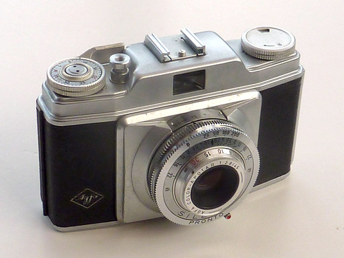 Agfa Silette (Type 1) by pho-Tony