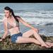 Barber's Point Beach Shoot - Xylena Strange