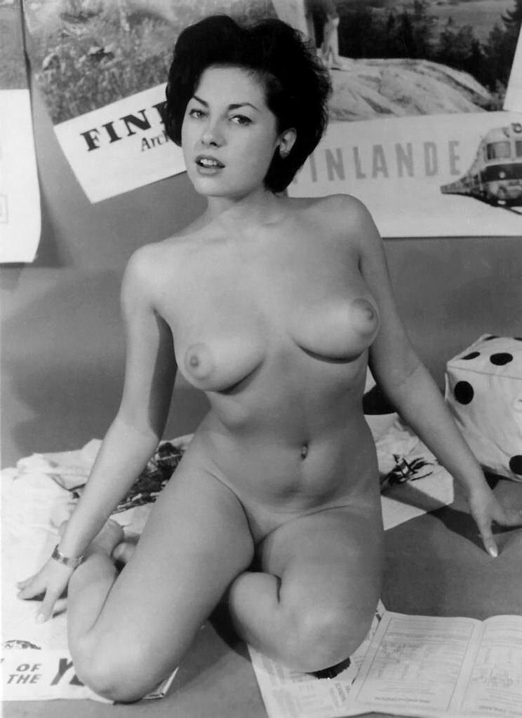 Nude female frontal models Full