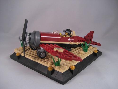 Golden Condor Monoplane