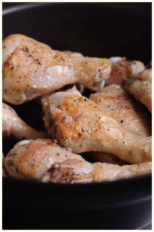 Orange & Sesame Drumsticks
