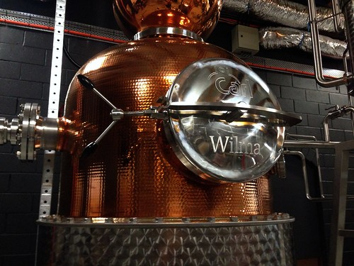 Four Pillars Gin CARL still 'Wilma'
