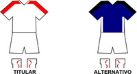 Uniforme Selección Pilarense de Fútbol